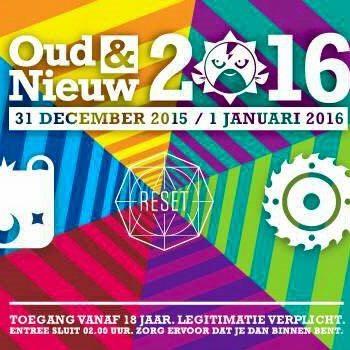 NYE 2015 Katwijk